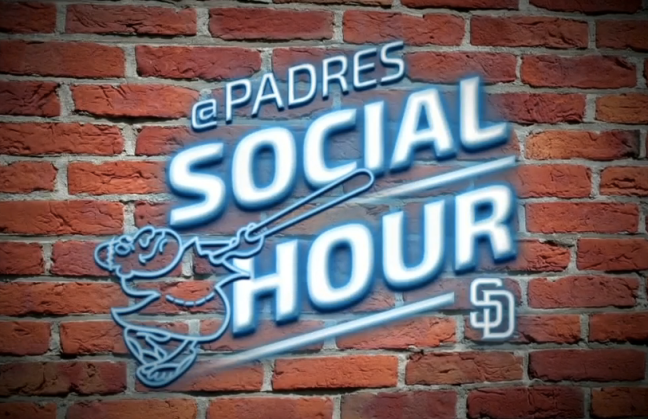 Padres Social Hour